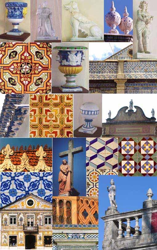 Portuguese architectural ceramics artefactos de cer mica Ceramica portuguesa online
